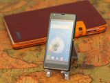 Tipo original telefone esperto móvel destravado do telefone M35h C5303 do Sp do telefone de pilha
