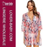 Крышки Swimsuit Kaftan износа курорта Beachwear (L38318)