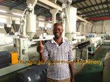 Linha de produção padrão da tubulação do PVC do CE para a venda