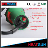 De alta potencia del soplador de aire caliente portátil sin el regulador de temperatura
