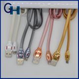 이동 전화를 위한 고품질 연결관 번개 USB 데이터 케이블