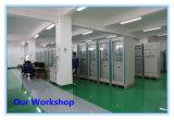 Gabinete de control eléctrico de la excitación del manual y del motor