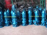 승인된 잠수할 수 있는 하수 오물 펌프 Wq 시리즈 ISO를 비 막으십시오