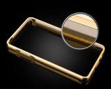 Caja plateada de la cubierta del teléfono del marco del metal para la galaxia On7 de Samsung