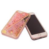 Doppelte Farbe Stars Quicksand-Telefon-Kasten für iPhone 6 (XSDD-058)