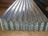 Compertitiveの価格の波形の熱い浸された電流を通された鋼板