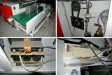 Vollautomatischer weicher Griff-Beutel, der Maschine herstellt