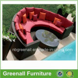 Wicker rotan Ronde Outdoor Furniture (GN-9074-1S)