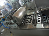 Máquina de rellenar de la pequeña taza rotatoria automática de K
