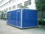 Het geprefabriceerde Modulaire Huis van de Container van /Mobile GRP voor Bureau