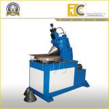 Machine à cintrer de plaque en acier pour rouler une tôle de cône