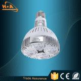 La potencia grande 4W LED de la venta caliente mira al trasluz luces