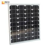 40W Monocrystalline Monocrystalline Zonnecel van de Module van het Zonnepaneel Mini Zonne