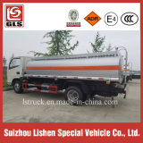caminhão de Dongfeng do caminhão de petroleiro do combustível 8000L-100000L com máquina de lubrificação caminhão do petróleo de 8 toneladas