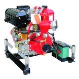 Van het Diesel van Honda de Pomp Water van de Brandkraan BJ-9b