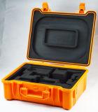 Machines faisant à outils d'outils la valise d'outillage dure de boîtier plastique
