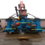 Versenkbare Bagger-Pumpe mit Hydraulikanlage des Exkavators