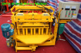 Máquina do bloco da cavidade do cimento para o grupo da maquinaria de Cambodia Qmj4-30 Hongfa