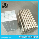 Ímã pequeno do Neodymium da barra do cilindro da venda quente
