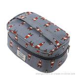 1つのハンドルが付いている100%年の綿装飾的な袋の構成袋