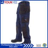 Migliori pantaloni del lavoro di vendita calda con i rilievi di ginocchio (YWP114)
