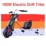 Un pedale delle 3 rotelle va Kart con il motore 100W
