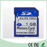Heiße verkaufenmikro-codierte Karte Ableiter-1GB für Indien-Markt (SD-01)