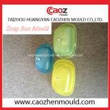 中国の美しいプラスチック石鹸ボックス型