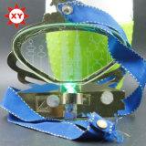 Diodo emissor de luz Flashlight Gold Medal de Factory Price da medalha com Crystal