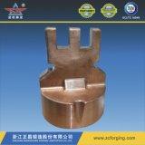 Coude de cuivre pour des pièces de machines