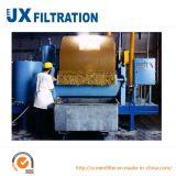 Filtri a tamburo rotativi di vuoto per industria chimica