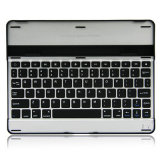 Mini teclado sin hilos de aluminio universal de la PC de Bluetooth para el iPad