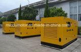 최고 가격 침묵하는 48kw 디젤 발전기