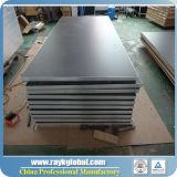 Étape en aluminium réglable extérieure pour des événements