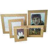 Сортированная рамка фотоего подарка бумаги искусствоа зеленого цвета цвета Textured выдвиженческая