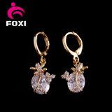 女の子のための卸し売り宝石類の方法金のイヤリングデザイン
