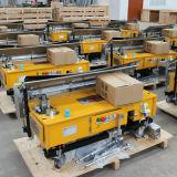 Máquina concreta dePosicionamento do emplastro do sistema da construção