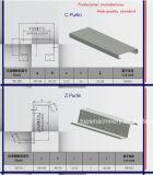 Одобренный CE металл Purlin z формировать машину