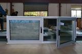 [كز266] حراريّ كسر ألومنيوم قطاع جانبيّ داخليّة ميل ودورة نافذة مع تعقّب هويس متبدّدة