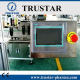 Máquina de rotulagem de adesivo adesiva automática