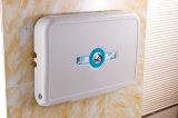 Couche-culotte changeante changeante changeante se pliante de bébé de support de mur de Tableau de bébé de station de bébé d'hygiène de la CE pour des toilettes de toilette