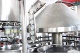 Машина завалки стеклянного молока флейвора горячая