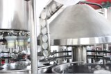 Máquina de enchimento quente do leite de vidro do sabor