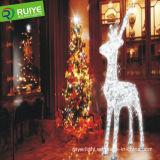 Motivo LED Decoração de Natal cervos Luz de Fábrica