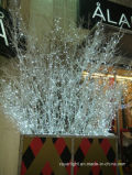 Decoración de la boda al aire libre luces del árbol del LED