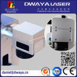 Gebildet Faser-Laser-Markierungs-Maschine in der China-10watt 20watt 30watt