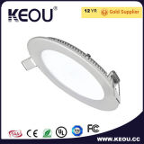 6W Round LED Panel Light 6W Slim Panel LED Light 3.5inch LED Panel