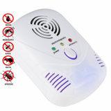 Repellent eletrônico da praga do Repeller interno eletrônico ultra-sônico do controle do erro da praga do inseto da rejeição