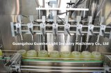 Automatic Shampoo Filling Machine with Bottle Gel Packaging Line