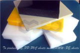 Folha de nylon da alta qualidade com tamanho diferente